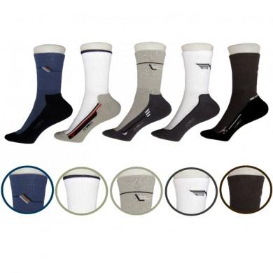 Антибактериални чорапи с термо ходило 137013