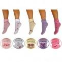Чорапи памук с декорация