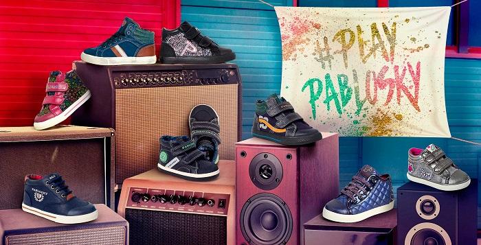 Детски обувки Pablosky